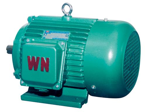 YDT系列风机泵类专用变极多速三相异步电动机