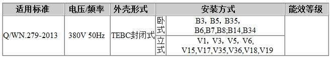 皖南电机YVF2安装信息图