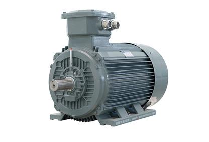 YBX3 系列高效率隔爆型(Ex dII CT4)三相电动机