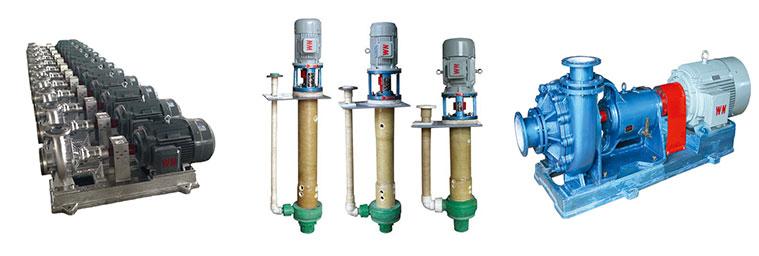 皖南电机在水泵行业的应用
